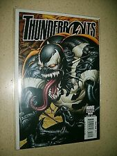 Thunderbolts #110 Variant Near Mint Cover Venom Spiderman Marvel Comic Book