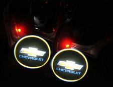 2X Auto LED Laser Einstiegsleuchte Tür Projektor Logo Licht Light Für Chevrolet