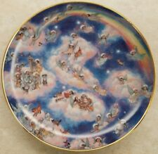 """Bill Bell """"Heavenly Days"""" Limited Edition Porcelain Plate"""