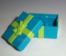 Playmobil         Dolls House - Present Gift Box in Blue & Green with Lid - NEW