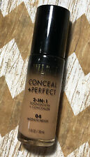 MILANI CONCEAL + PERFECT 2 IN 1 FOUNDATION + CONCEALER 04 MEDIUM BEIGE