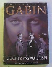 DVD TOUCHEZ PAS AU GRISBI - Jean GABIN / Lino VENTURA / Jeanne MOREAU - NEUF