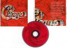"""CHICAGO """"The Heart Of / 1967-1997"""" (CD) 15 Titres 1997"""
