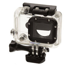 underwater water splash protection cover housing case shell f. GoPro Hero 3 3+ 4
