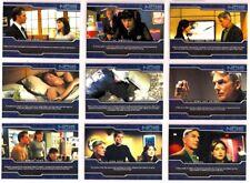 2012 Ncis Complete Basic Trading Card Set