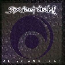 SIX FEET UNDER - Alive And Dead MCD