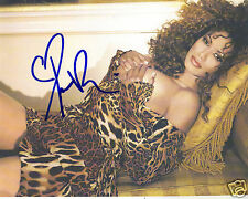 TRACI BINGHAM AUTOGRAPH SIGNED PP PHOTO POSTER