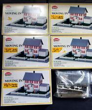 5 x Model Power House Kits N Gauge Easy to build.