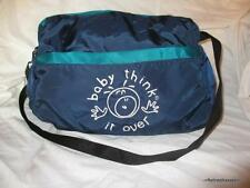"""REALITY WORKS Real Care Diaper Bag for Baby Doll 16"""" X 10"""" + pockets"""