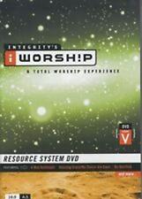 DVD iWorship INTEGRITY Resource System Volume V  A Total Worship Experience NEU