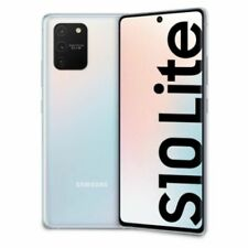 Samsung S10 LITE G770 Galaxy 8GB 128GB DS BIANCO 24 mesi garanzia Italia europa