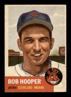 1953 Topps Set Break # 84 Bob Hooper VG-EX Light Crease *OBGcards*