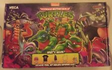 NECA TMNT PINBALL CRATE shirt size XL new sealed. Crate