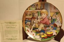 1984 Little Doctor Collector's Plate by Carol Lawson (16)
