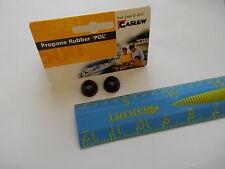 Arandela de Goma de gas propano Pigtail Conector Pol Tubo Caravana Pack 2 01-8010