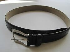 BANANA REPUBLIC Men's Black Belt Size 32 Waist NWT