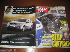 AUTOSPRINT 2001/23=RALLY CIPRO McRAE=HELIO CASTRONEVES=CART KENNY BRACK=