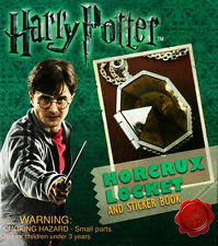 Harry Potter Slytherin's Locket Horcrux Kit and Sticker Book by Running Press (Mixed media product, 2011)