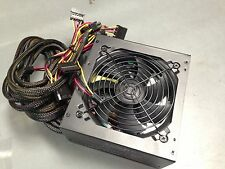 "750W Gaming 120mm 4.7"" Fan Silent ATX Power Supply Unit PSU 12V PS2 PCI-e Watt"