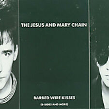 The Jesus and Mary Chain, Jesus & Mary Chain - Barbed Wire Kisses [New CD] UK -