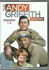 The Andy Griffith Show: Seasons 1-5 (DVD,1960-65 / 2015) 24 DISC SET [P4]