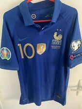 Maillot de football des sélections nationales bleus Nike | eBay