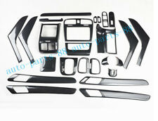 For VW Golf 6 VI MK6 2010-2012 Carbon Fiber Car Interior Kit Cover Trim 25PCS