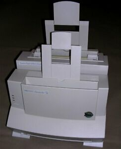 HP LaserJet 5L Monochrome Black & White Laser Printer FUNCTIONS BUT HAS 2 ISSUES