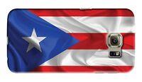 Puerto Rico Flag Samsung Galaxy S4 5 6 7 8 9 10 E Edge Note 3 - 10 Plus Case 4