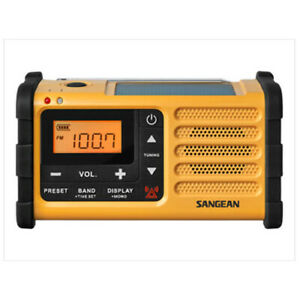 Sangean MMR-88 FM/AM Portable Radio