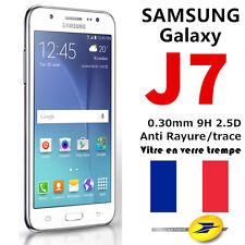 Samsung Galaxy J7/(2016) Vitre film de protecteur VERRE Trempé protection écran