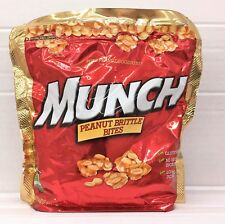 Munch Peanut Brittle Bites 14.80 oz