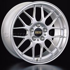 BBS 18 x 8.5 RGR Car Wheel Rim 5 x 100 Part # RG736HDSK