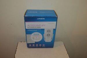 wi-Fi Range Extender 4C1200 Amplify Linksys Model RE6700
