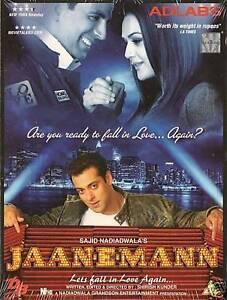 JAAN - E - MANN - AKSHAY KUMAR - SALMAN KHAN - NEW BOLLYWOOD DVD