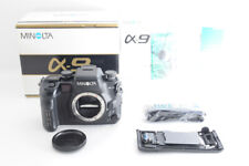"""""""Top Mint""""Minolta α-9 Maxxum 9 Dynax 9 SLR 35mm Film Camera Body from JAPAN#7344"""