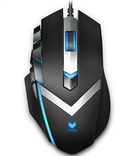 1959a3b4d6e RAPOO V910 RGB MMO Laser Gaming Mouse Black - Upto 8200dpi Programmable  Buttons