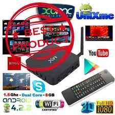 UniXmc Android 4.2.2 Dual Core 1080P Wifi XBMC Smart TV HDMI Media Player