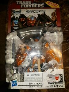 Hasbro Transformers Thrilling 30 Beast Wars Rattrap Sealed!