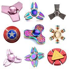 Bangers Spinner UK Rainbow High quality Hand Spinners dans boîte métallique UK Stock