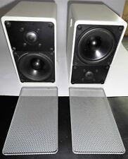 SELTEN !!!-RAR- 2 Stück - Canton Ergo R 51 - Lautsprecher -Dipol-Surround-Sat.