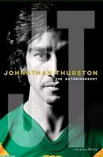 JOHNATHAN THURSTON Signed JT BRAND NEW H/C Book COWBOYS NFL RUGBY LEAGUE MAROONS