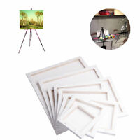 Blank Square Artist Canvas Wooden Board Frame For Primed Oil Acrylic Pain Hf