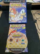 SONY PS2 SONIC MEGA COLLECTION PLUS