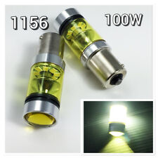 Front Signal 1156 BA15S CREE XBD CANBUS 20SMD LED 180° Yellow K1 For HAK