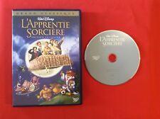 APPRENTIE SORCIERE GRANDE CLÁSICO 24 DISNEY DVD VÍDEO PAL PELÍCULA