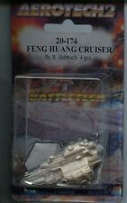 Battletech Aerotech 2 Feng Huang Cruiser MINT Iron Wind Metals