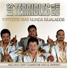 Imitados Mas Nunca Igualados - Los Terribles Del Norte ( CD ) New with Defects