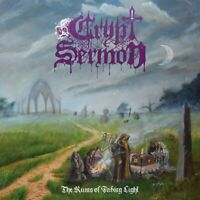 CRYPT SERMON- THE RUINS OF FADING LIGHT (*NEW-CD, 2019, Dark Descent) Doom Metal