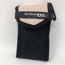 Soft Pink & Black Nintendo DS Lite / DSi / 3DS Carry Compact Case Pouch Origonal